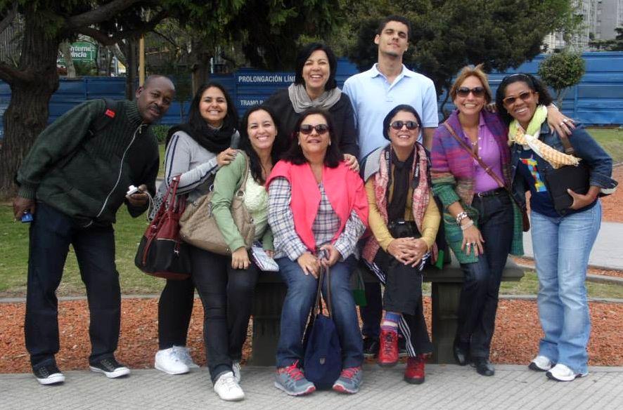 Turma de Espanhol da ELERJ viaja pra Buenos Aires